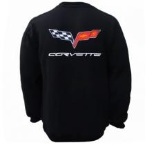 PULL CORVETTE C6 SWEAT SHIRT
