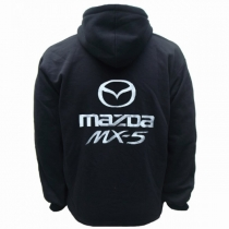 HOODIE MAZDA MX 5 SWEAT CAPUCHE