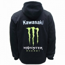 HOODIE KAWASAKI MONSTER SWEAT CAPUCHE