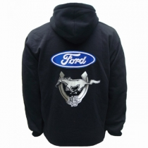 HOODIE FORD MUSTANG SWEAT CAPUCHE