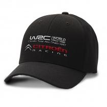 CASQUETTE CITROEN RACING - ECURIE WRC CITROEN TOTAL ABU DHABI WRT