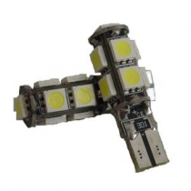 Ampoules LED T10 Blanc