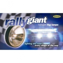Projecteurs ronds avec cache RALLY GIANTS RING
