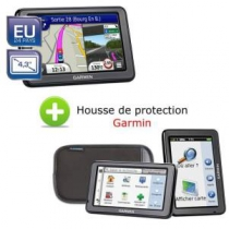 GARMIN GPS Nüvi 2445 Europe 24 pays + housse Garmin