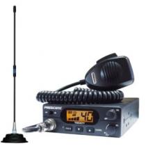 Pack CB PRESIDENT TEDDY ASC + Antenne FLORIDA