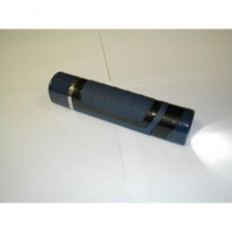 Baladeuse sans fil téléscopique avec torche