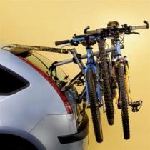 Porte vélos sur hayon a sangles 3 vélos Mottez