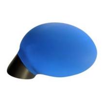 Housse Bleue Fluo pour Rétroviseur Voiture