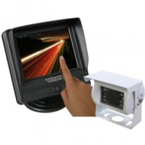 Kit Caméra de Recul Tactile 3,5'' & Caméra 150°