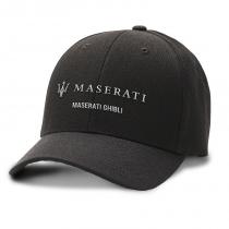 CASQUETTE MASERATI GHIBLI