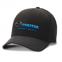 CASQUETTE MAZDA MX-5 1600 NR-A