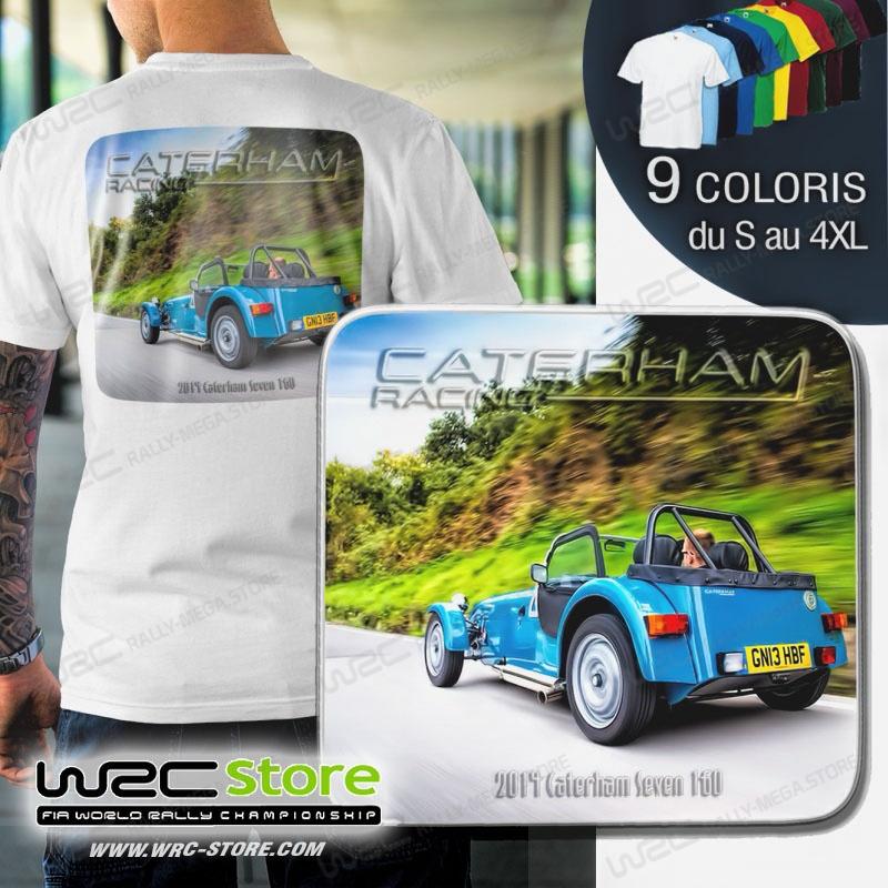 T Shirt Caterham Seven 160 2014 1699