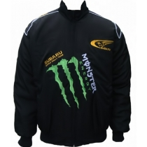 BLOUSON SUBARU MONSTER ENERGY