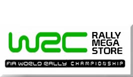 WRC RALLY MEGA STORE