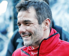 Les adieux touchants de Loeb à Citroën
